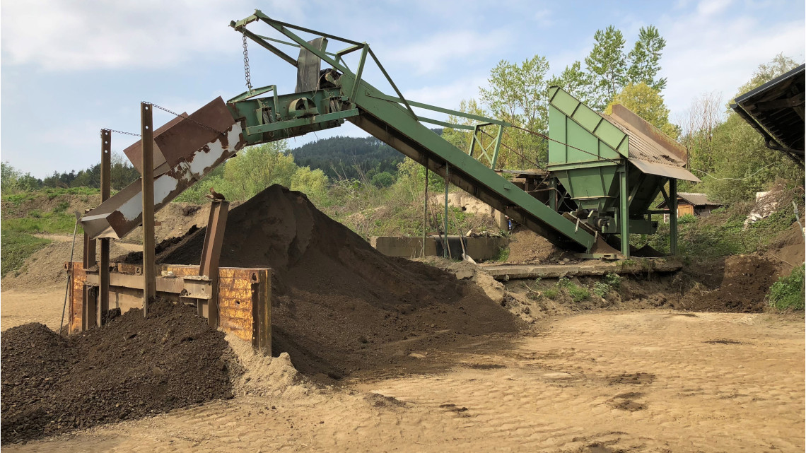 Kieswerk & Bodenaushubdeponie